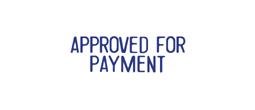 1025 - 1025 APPROVED FOR PAYMENT