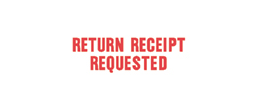 1504 - 1504 Return Receipt Requested