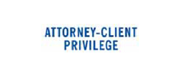 1816 - 1816 Attorney-Client Privilege