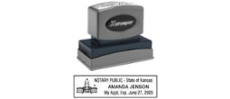 N18NOTARY - N18 Notary Stamp